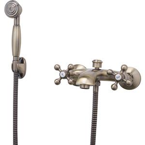 цены Смеситель для ванны Frap H19-4 бронза (F3019-4)