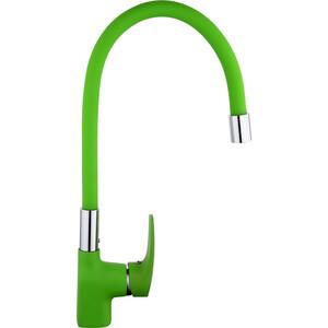 Смеситель для кухни Frap зеленый (F4453-05)