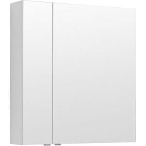 Зеркальный шкаф Aquanet Алвита 80 белый (235342)