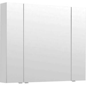 Зеркальный шкаф Aquanet Алвита 100 белый (235344)
