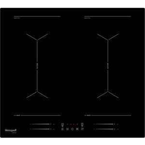 Индукционная варочная панель Weissgauff HI 642 BY индукционная варочная панель weissgauff hi6140b