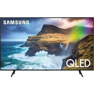лучшая цена LED Телевизор Samsung QE55Q77RAU