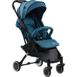 Коляска прогулочная Farfello Easy Travel малахитовый D100 PLUS/2 коляска люлька farfello care line 3в1 синий