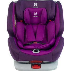 Автокресло Farfello фиолетовый KS-2190/p автокресло caretero ткань фиолетовый f 115 0 13