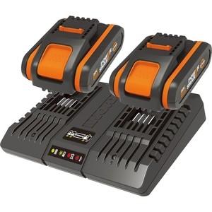Комплект Аккумуляторов и ЗУ Worx WA3610