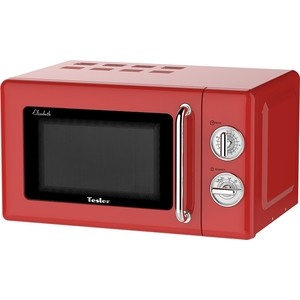 Микроволновая печь Tesler MM-2045 RED мини печь tesler eog 2900