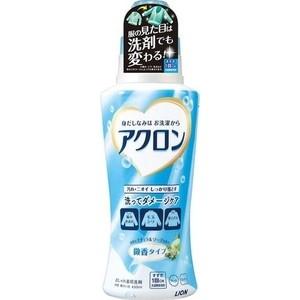 Жидкое средство Lion Acron Арома мыло для стирки деликатных тканей, флакон 450 мл
