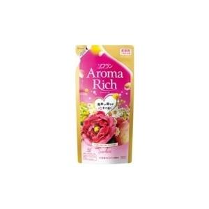 Кондиционер для белья Lion Aroma Rich Scarlett с цветочно-фруктовым ароматом, запасной блок 430 мл