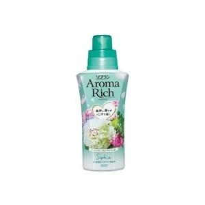 Кондиционер для белья Lion Aroma Rich Sofia с женственным цветочным ароматом, флакон 550 мл