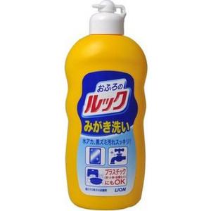 Чистящее средство Lion LOOK для ванной с ароматом цитруса, флакон 400 г