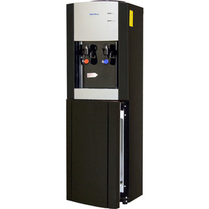 Кулер для воды Aqua Work YLR1-5-V901 (серебристый/черный)