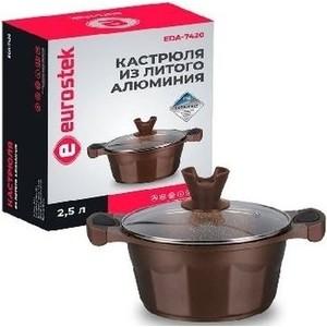 Кастрюля 2,5 л Eurostek (EDA-7420)