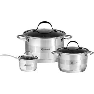 Набор посуды 6 предметов Eurostek (ES-1204)