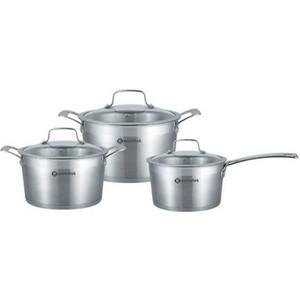 Набор посуды 6 предметов Eurostek (ES-1203)