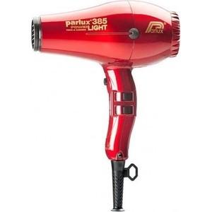 Фен Parlux 385 Power Light Ionic & Ceramic, красный