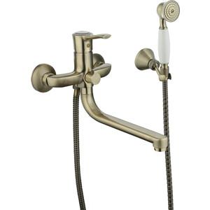 Смеситель для ванны SMARTsant Винтаж бронза (SM263512BR)