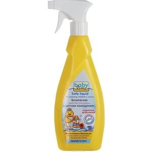 Чистящее средство BabyLine для уборки в детских помещениях, спрей 480 мл