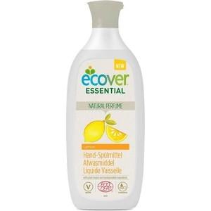 Жидкое средство ECOVER Essential для мытья посуды с лимоном 500 мл
