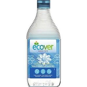 Жидкое средство ECOVER для мытья посуды с ромашкой, экологичная 450 мл