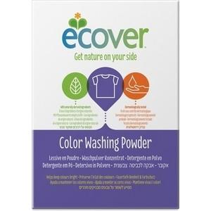 Стиральный порошок ECOVER для цветного белья, концентрат, эко 1,2 кг стиральный порошок molecola для белого и цветного детского белья экологичный 1 2 кг