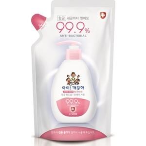 Жидкое мыло Lion Ai - Kekute Свежий грейпфрут, с антибактериальным эффектом, запасной блок 200 мл