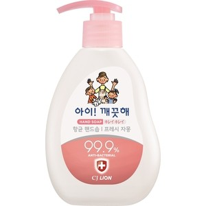 Жидкое мыло Lion Ai - Kekute Свежий грейпфрут, с антибактериальным эффектом 250 мл мыло хозяйственное sarma с антибактериальным эффектом 140г