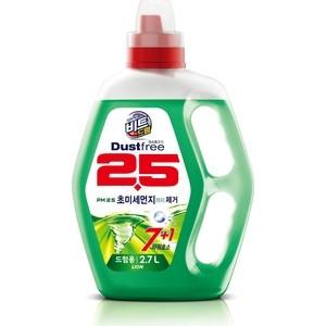 Жидкое средство Lion Beat Dust Free для стиркибелья 2,7 л