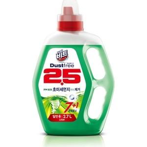 Жидкое средство Lion Beat Dust Free для стирки белья, универсальное 2,7 л