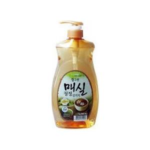 Средство для мытья посуды и фруктов Lion CHAMGREEN Японский абрикос 960 мл средство для мытья посуды cj lion chamgreen с экстрактом древесного угля 965 мл