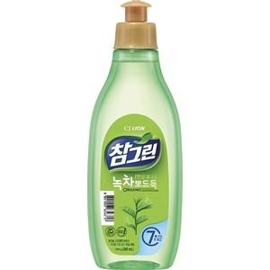 Средство для мытья посуды и фруктов Lion CHAMGREEN Зеленый чай 290 мл