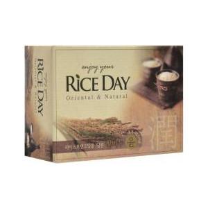 Туалетное мыло Lion RICE DAY с рисовыми отрубями 100 г