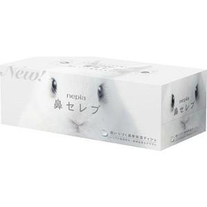 Салфетки бумажные NEPIA Веселые носики 2 слоя 200шт