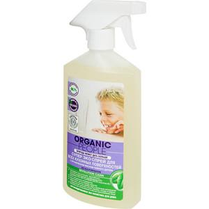 Чистящее средство Organic People Эко для всех кухонных поверхностей, спрей 500 мл