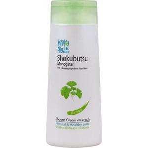 Пенка для тела Shokubutsu с экстрактом Ginkgo 220 мл
