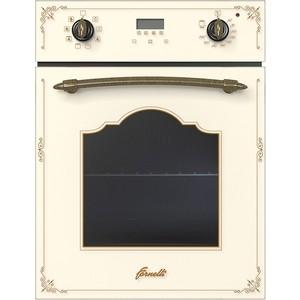 Электрический духовой шкаф Fornelli FEA 45 TENERO IV электрический духовой шкаф fornelli fea 60 duetto mw ix