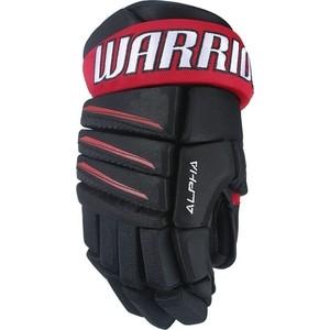 Перчатки хоккейные Warrior ALPHA QX3 (QX3GSR7-NRD10) р.10
