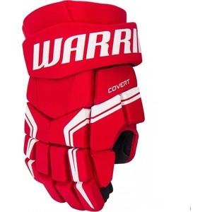 Перчатки хоккейные Warrior COVERT QRE5 (Q5GSR8-RD12) р.12