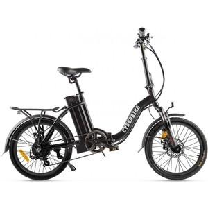 Велогибрид Cyberbike FLEX черный - 022026-2104