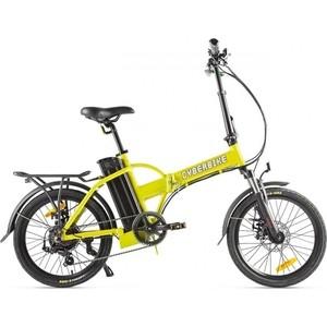 Велогибрид Cyberbike LINE желто-черный - 022019-2094