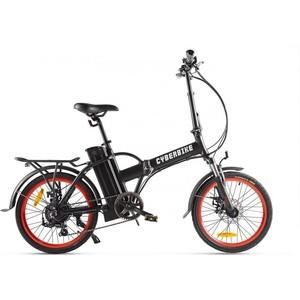 Велогибрид Cyberbike LINE черно-красный - 022019-2090