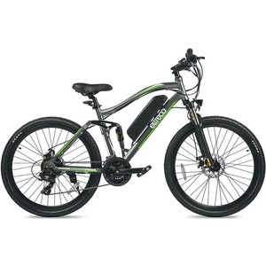 цена на Велогибрид Eltreco FS 900 26* серый - 010830-0267