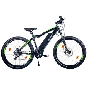 Велогибрид LEISGER MI5 NEW 2018 - 17090 (черно-зеленый)