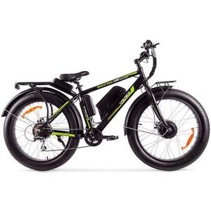 Велогибрид Wellness Volteco Bigcat Dual Черный - 019937-1945