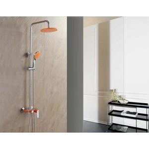 Душевая система Frap оранжевый (F2432)