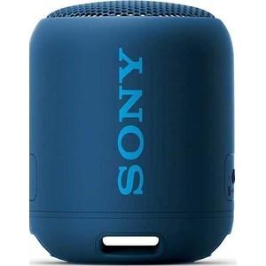 купить Портативная колонка Sony SRS-XB12 blue недорого
