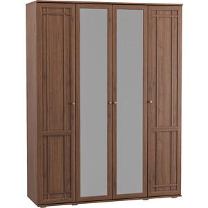Шкаф комбинированный Моби Марко 03.274 орех селект каминный