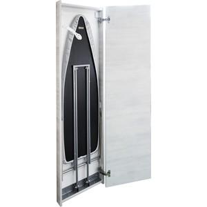 Встроенная гладильная доска Shelf.On Табула - L распашная выбеленный дуб право