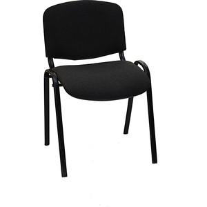Стул Союз мебель Мягкий ткань черная