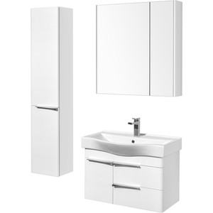 Мебель для ванной Акватон Беверли 80 белая
