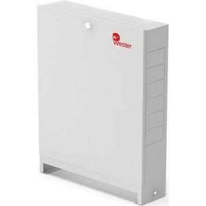 цена на Шкаф распределительный Wester наружный ШРН-2 (557х119х652-715)